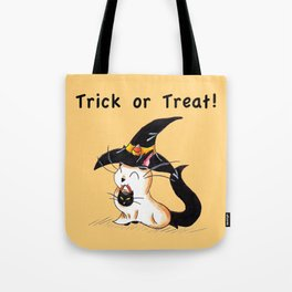 Salem Ghost Tote Bag