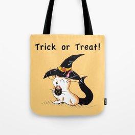Salem Ghost Tote Bag