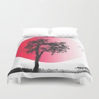 japan Duvet Covers featuring Japan by coverartwork