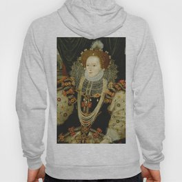 Portrait of Elizabeth I Hoody