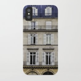 French Architecture iPhone Case