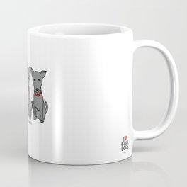 3 Musketeers, I Love Bali Dogs Coffee Mug