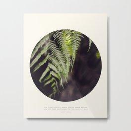 Rearranged  Metal Print