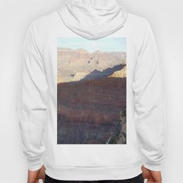 Grand Canyon, Sunny Day at the Grand Canyon Photo Hoody