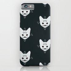 Cats!White iPhone 6s Slim Case