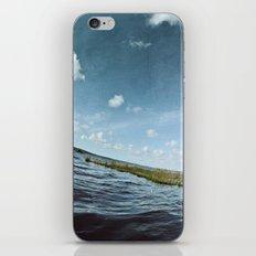 Ici et là iPhone Skin