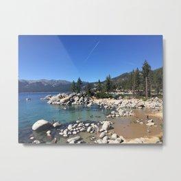 Tahoe Dayz Metal Print