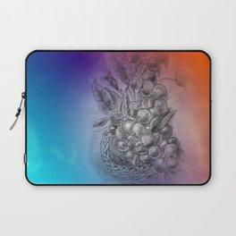 fruit basket -3- Laptop Sleeve