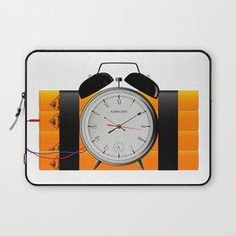 Time Bomb Laptop Sleeve