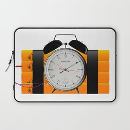 Time Bomb Laptop Sleeve