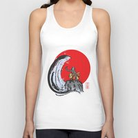 aang Tank Tops featuring Aang in the Avatar State by Tom Ledin
