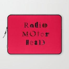 RadioMotorHead Laptop Sleeve