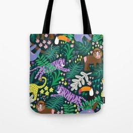 jungle madness Tote Bag