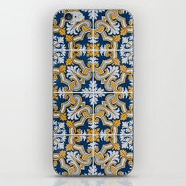 Seamless tile pattern iPhone Skin