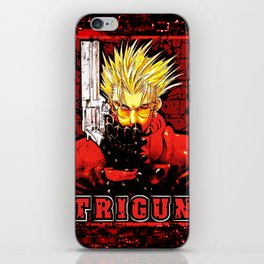 TriGun iPhone Skin