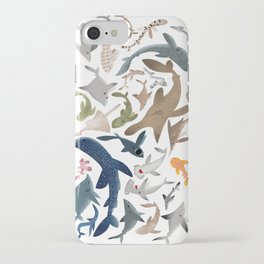 "FINconceivable Still ""Sharks"" iPhone Case"