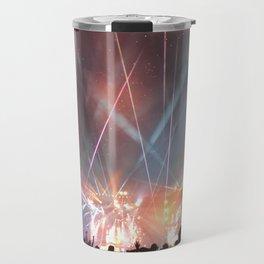 Strobe Lights Travel Mug