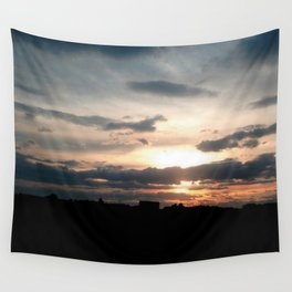 Eternal Sunset Of The Spotless Mind II Wall Tapestry