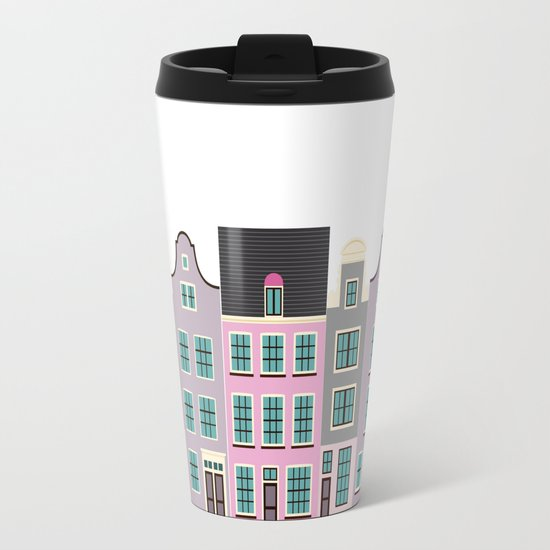 City Metal Travel Mug