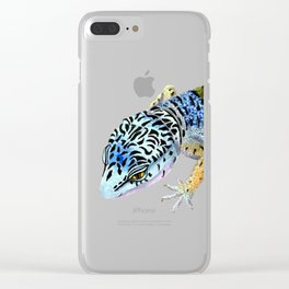 Little Lizzy Clear iPhone Case