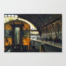 Train - Bangkok - Thailand Canvas Print