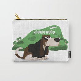 Hollywood Basset Hound Carry-All Pouch