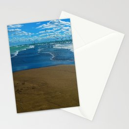 The point of Point Pelee National Park, Canada Stationery Cards