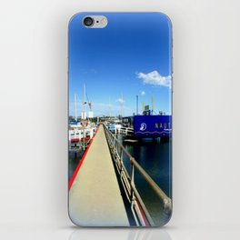 Floating Restaurant iPhone Skin