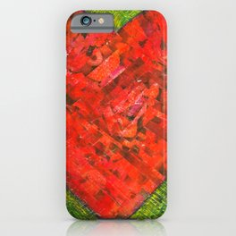 PieceOfMyHeart iPhone Case