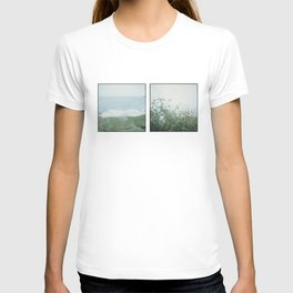 Shek-O Magical Place - 天崖海角 corners of the sea T-shirt