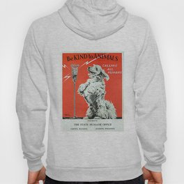 Be Kind To Animals 6 Hoody