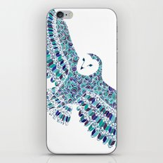 Barn Owl Beaut iPhone & iPod Skin