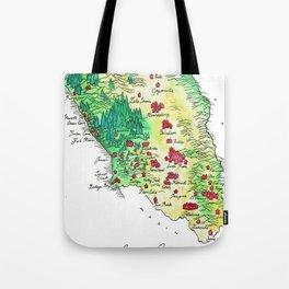 Sonoma County Tote Bag