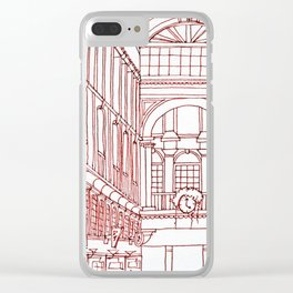 Passage, The Hague Clear iPhone Case
