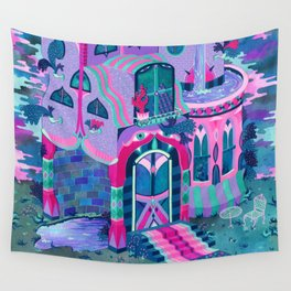 Bertram's House Wall Tapestry