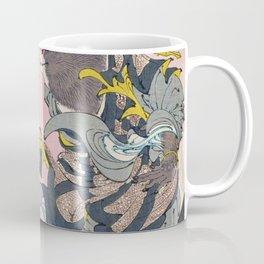 Tsukioka Yoshitoshi - Top Quality Art - SONGOKU Coffee Mug