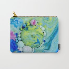 Bubbles-At - Gazer Carry-All Pouch