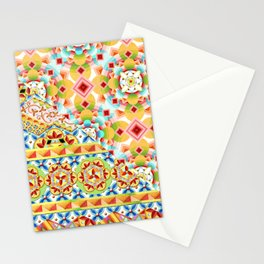 Groovy Gypsy Circus Stationery Cards