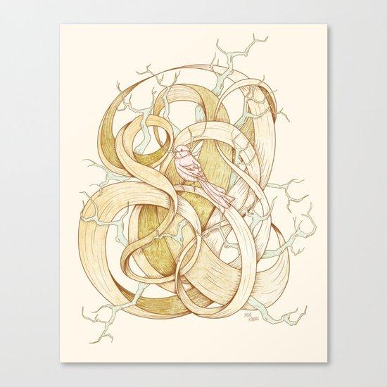 Escape | VACANCY zine | Canvas Print