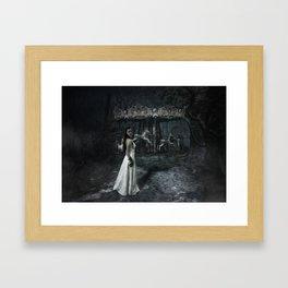 Carusel Framed Art Print