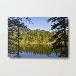 Lake Easton Metal Print