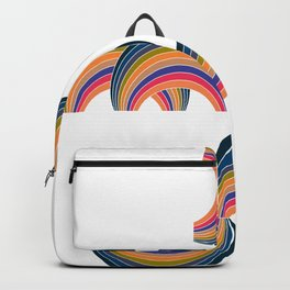 Xmas Typo II #society6 #decor #buyart Backpack
