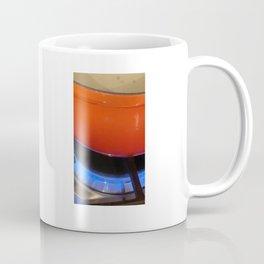 Hot fire stove Coffee Mug