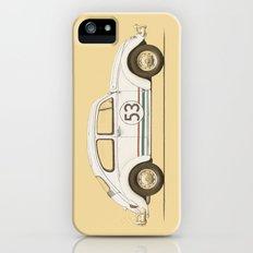 Famous Car #4 - VW Beetle iPhone (5, 5s) Slim Case