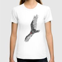 turkey T-shirts featuring Turkey Vulture by K J Guindon