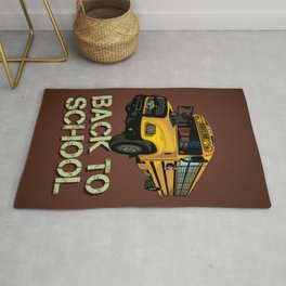 Back to school Rug