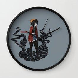 The Grunge Wall Clock