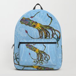 Electric Squid Backpack