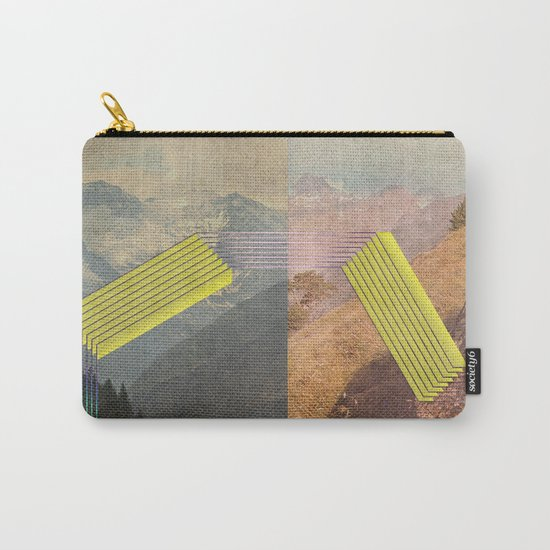 RAIN BOW MOUNTAINS Carry-All Pouch
