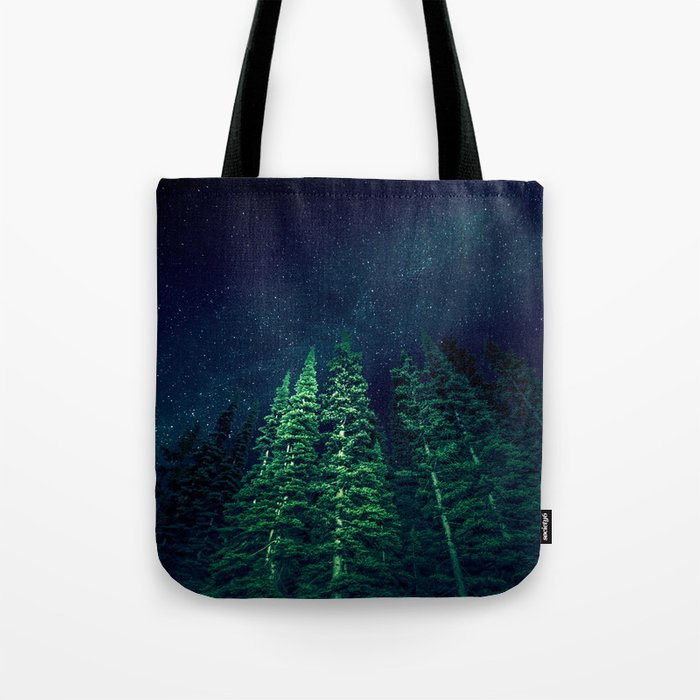 Star Signal - Nature Photography Tote Bag